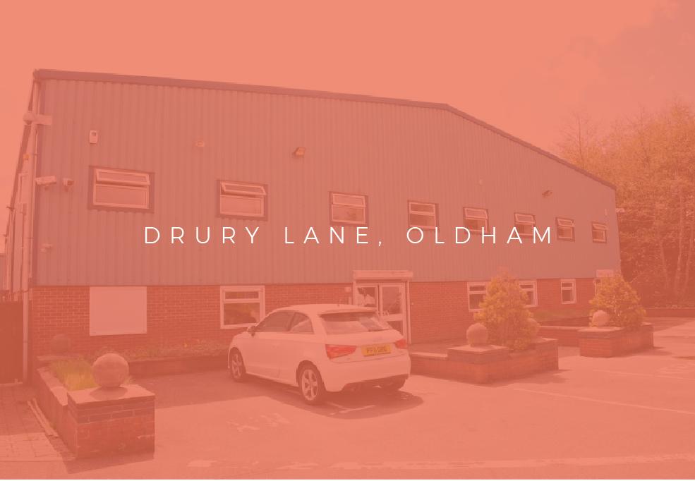 Drury Lane Oldham